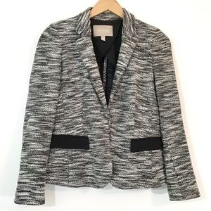Banana Republic - Textured Weave Jacket Blazer